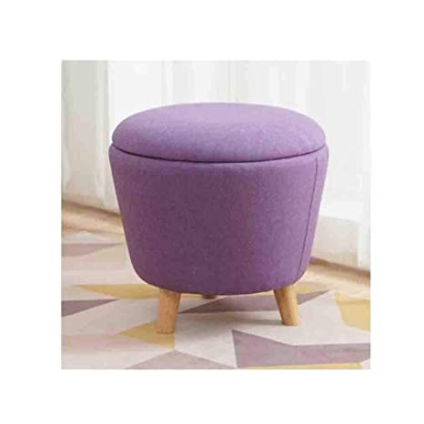 Incredible Amazon Com Ycsd Storage Ottoman Chair Stool Upholstered Creativecarmelina Interior Chair Design Creativecarmelinacom