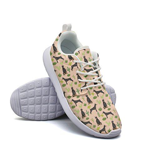Hiking Doberman Pig Dab Desert Fashion Dabbing Women's Breathabl Sneakers Animal tayedass Shoes Southwest Shoe Lightweight wvtq7fpq