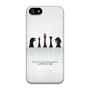 New HVm2685yXmW Game Of Thrones Quote Skin Case Cover Shatterproof Case For Iphone 5/5s Kimberly Kurzendoerfer
