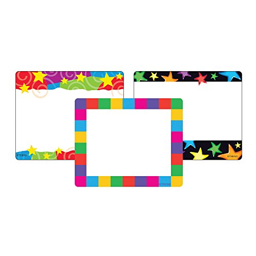 Trend Enterprises Colorful Creations Terrific Labels, 108 ct by Trend Enterprises Inc (Image #2)