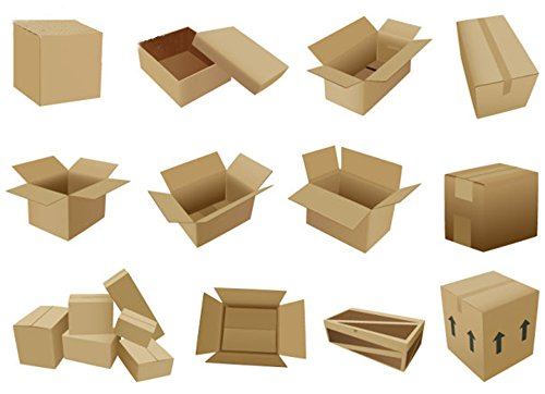 Top 10 shipping boxes assorted sizes