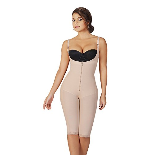 Fajas Salome Womens 0521 High Back Liposculpture Girdle at Amazon Womens Clothing store: