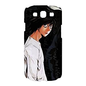 SamSung Galaxy S3 9300 phone cases White Death Note fashion cell phone cases ITRO8366933