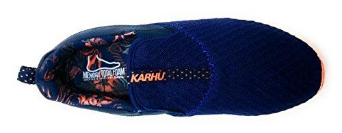 con Memory color Ensip Karhu cordones mujer azul Zapatillas Foam sin pXpxOBY