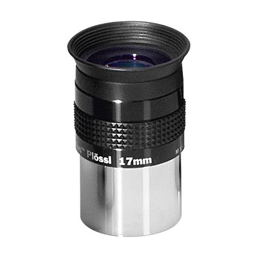 Orion 8734 17mm Sirius Plossl Telescope Eyepiece by Orion