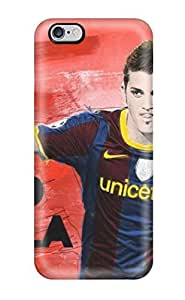 Premium Protection David Villa Case Cover For Iphone 6 Plus- Retail Packaging