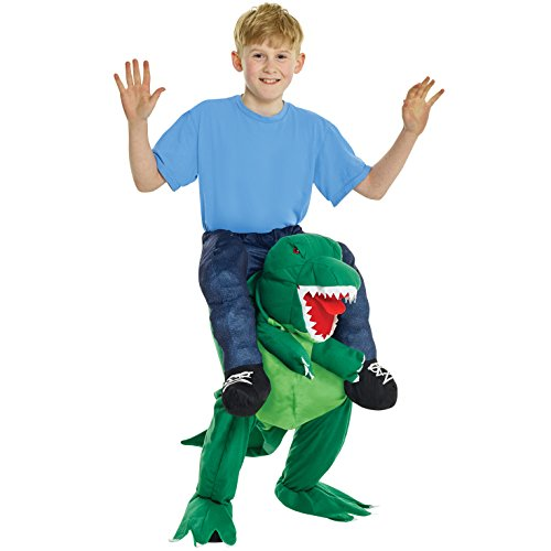 Morphsuits T-Rex Piggyback Kids Costume, One (Most Popular Kids Costumes)