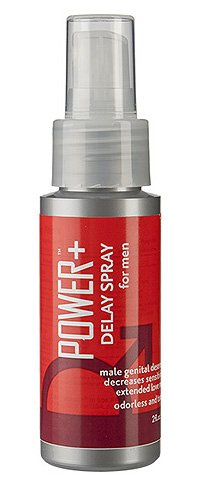 Power Plus Desensetizing Delay Spray