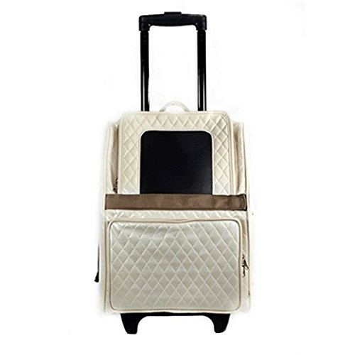 Petote Rio Bag on Wheels Pet Carrier