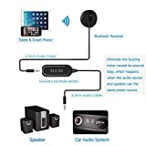 Besign BK01 Bluetooth 4.1 Car Kit Hands-Free