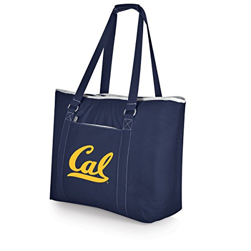 Cooler Berkeley (NCAA California Golden Bears Tahoe Extra Large Insulated Cooler Tote, Black)