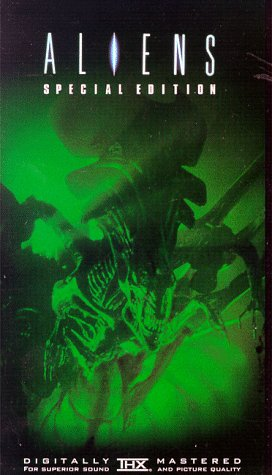 Aliens: Special Edition [VHS]