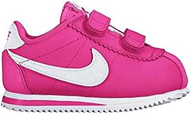 Nike Cortez Nylon (TDV), Chaussures de Football Bébé Garçon