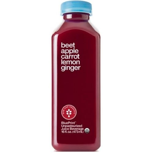 Amazon blueprint juice beet apple carrot lemon ginger 16 amazon blueprint juice beet apple carrot lemon ginger 16 ounce pack of 6 grocery gourmet food malvernweather Image collections