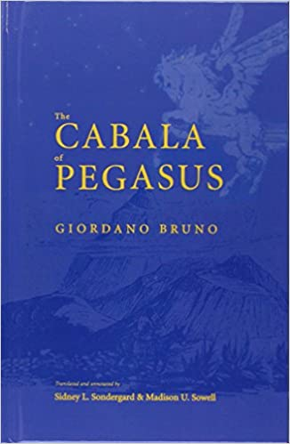 Book The Cabala of Pegasus