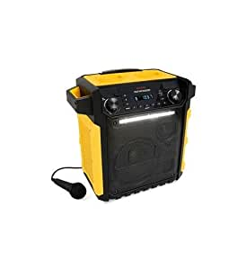 High Power Waterproof Speaker - ( ION-PATHFINDER )