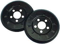 Kleen Wheels 3150 Ford F-150 Wheel Dust Shields - Sold as Pair