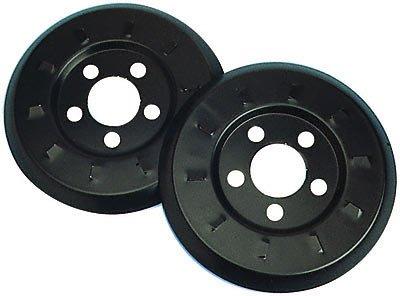 Kleen Wheels 1107 Dust Shield for 6 Spoke 15'' Alloy 6 Cylinder Acc 95 Wheels by Kleen Wheels