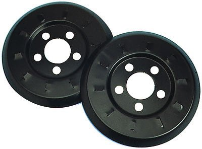 Kleen Wheels 1107 Dust Shield for 6 Spoke 15'' Alloy 6 Cylinder Acc 95 Wheels by Kleen Wheels (Image #1)