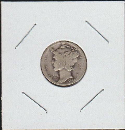 1942 D Winged Liberty Head or