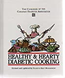 Healthy and Hearty Diabetic Cooking, Canadian Diabetes Association Staff, 0963170120