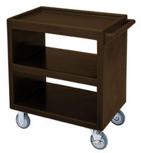 """Cambro (BC230131) 33-1/4"""" Plastic Open Service Cart"""