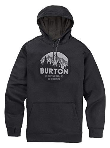 (Burton Men's MB Oak PO, True Black Heather W20,)
