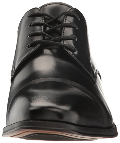 Kenneth Cole Reaction Hombres Pure Hearted Oxford Black