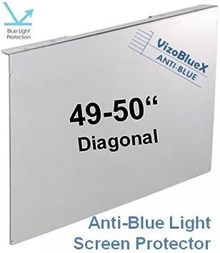 49-50 Pulgadas VizoBlueX Anti Luz Azul Monitor/TV Protector de ...