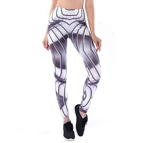 Para Yoga Leemon Cintura Elastica Pantalones Deportivos Para Mujer Pantalones Finos Deporte Leggings