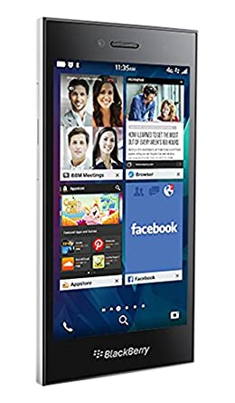BlackBerry Leap (Grey) Smartphones at amazon