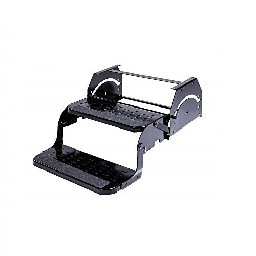Stromberg Carlson SMFP-2120 Manual Coach Steps by Flexco-20 Double, 7.75'' Rise by Stromberg Carlson