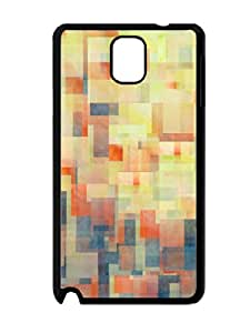 Abstract Case Cubism Dream Brush Fire Remix Hard Shell cover for Samsung Galalxy Note 3 case.jpg