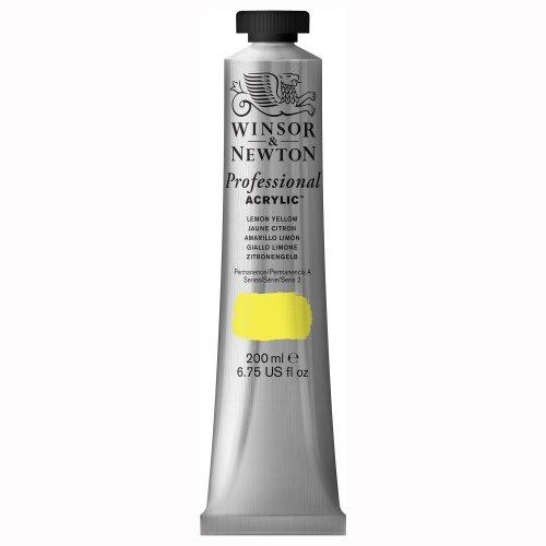 Winsor Newton Professional Acrylic Yellow