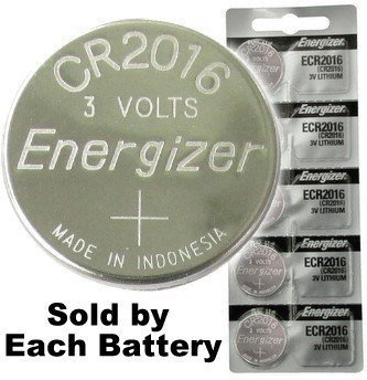 Energizer ECR2016BP CR2016 Volt Strip