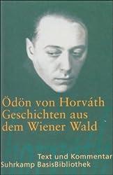 Geschichten aus dem Wiener Wald: Volksstück in drei Teilen (Suhrkamp BasisBibliothek)