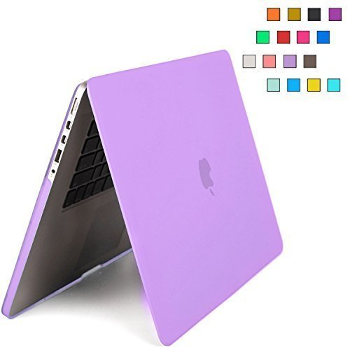 Macbook Case Alucky Rubberized Protector Display