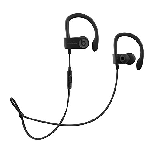Powerbeats3 Wireless In-Ear Headphones - Black (Certified Refurbished) by Beats