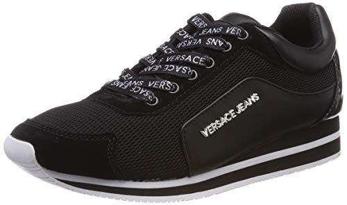 Versace Jeans Couture Women's Gymnastics Shoes, Black (Nero 899), 2.5 UK