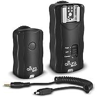 Altura Photo Wireless Flash Trigger for NIKON w/ Remote Shutter (NIKON DF D3200 D3100 D3300 D5100 D5200 D5300 D5600 D7100 D7500 D850 D610 D750 D500 D5 DSLR Cameras)