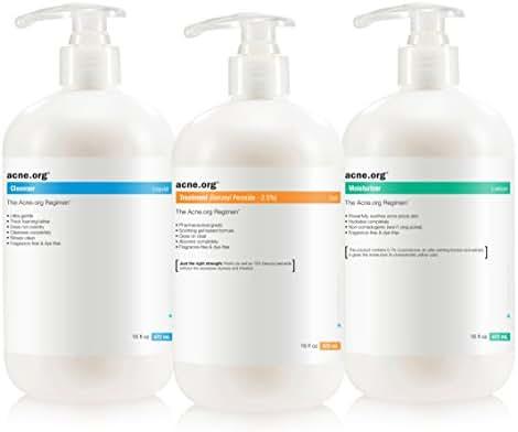 The Acne.org Regimen - Complete Acne Treatment