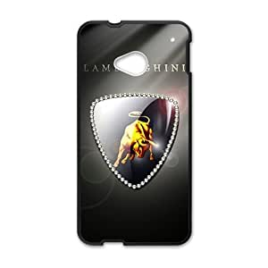 HUAH Lamborghini sign fashion cell phone case for HTC One M7