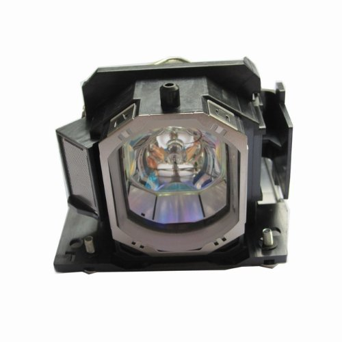 LCD 3LCD Projector Replacement Lamp Bulb Module Fit for Dukane 456-8789H with Housing Cage