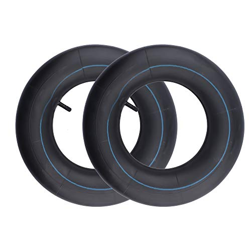 Minireen 2Pack 4.80/4.00-8 Replacement Inner Tire Tube For Mowers, Hand Trucks, Wheelbarrows, Carts and More by Minireen