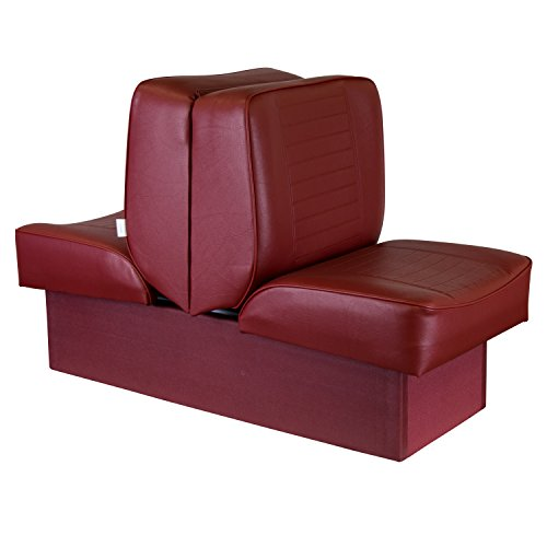 (Wise 8WD521P-1-712 Deluxe Lounge Seat (Red))