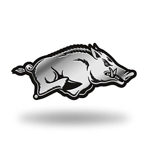 Ncaa Arkansas Razorbacks Car - Rico NCAA Arkansas Razorbacks Molded Auto Emblem