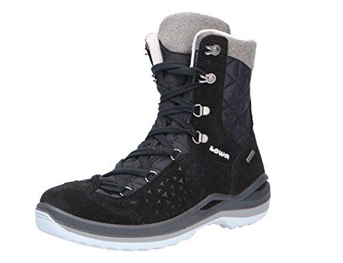 Femme Chaussures Hautes black 0999 Lowa Multicolore Calceta Ws De Gtx Ii Randonnée yxcxATqSUf