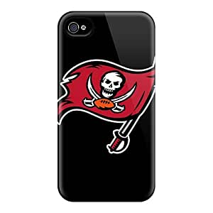 IanJoeyPatricia Iphone 4/4s Excellent Hard Cell-phone Cases Allow Personal Design High-definition Tampa Bay Buccaneers Skin [YyH10991eJyx]