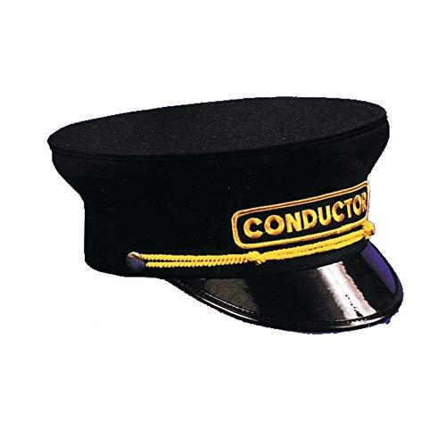Train Conductor Hat (Adult Medium) ()
