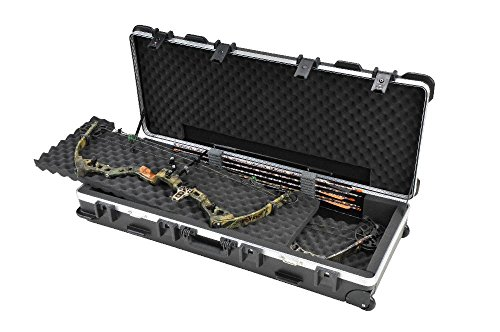 SKB ATA Double Bow, Bow/Rifle Combination Case